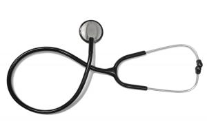 Estetoscópio Adulto Cross Membrane Preto              –                 BIC Ref: ES1503 - Eternity Cor: Preto    Registro Ministério da Saúde / ANVISA:80540449003.