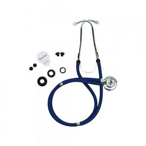 Estetoscópio Rappaport Premium - Azul