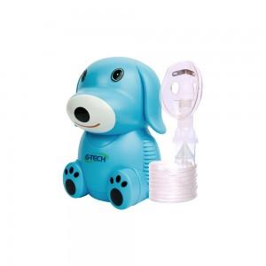 Inalador e Nebulizador NEBDOG G-Tech Azul