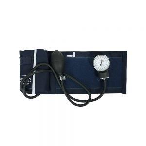 Esfigmomanômetro aneroide Premium Braçadeira Nylon velcro cor Preto